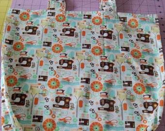 Sewing! Market bag