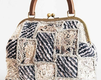 "Bag eco ""Kate"" (textile bags eco-friendly buy)"