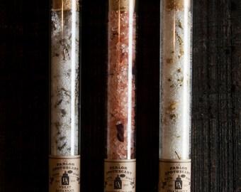 Bath Soak Collection - 3 Cork Vials - 35mL each