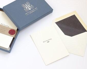 Bah Humbug Letterpress Box Set