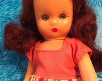 Nancy Ann Story Book Doll 1953-1954, Sleep Eyes