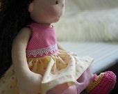Waldorf Inspired BabyJem by Jemilynndolls...Reserved for Laura