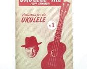 Ukulele Ike Song Book, 1949 vintage, Miller Music Corp, 32 Songs