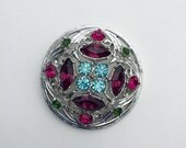 Large 1970's Sarah Cov Brooch-Gorgeous in person