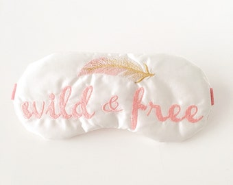 WILD and FREE sleep mask