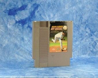 Vintage Roger Clemens' MVP Baseball Nintendo Game (NES) 8 bit - Nintendo - Major League - Ballplayers - Al Cy Young - The Rocket - Pitcher