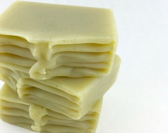 invigorate ~  spearmint, lavender, tangerine, eucalyptus - Handcrafted Vegan Soap, Cold Process Soap, Natural Soap, Vegan Soap, clay soap