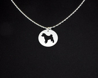 Bolognese Necklace - Bolognese Jewelry - Bolognese Gift