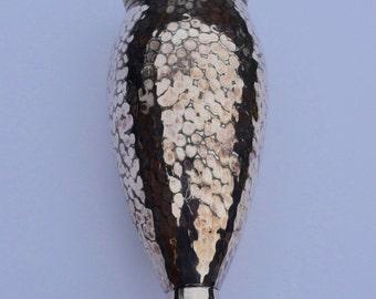 Edwardian Martin Hall & Co of Sheffield Martinoid EP Art Nouveau Silver Plate Vase