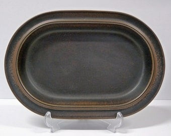 Arabia Ruska Oval Serving Platter