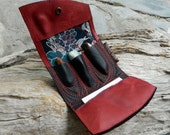 Set of Loose Stones Australian Kyanite, Prase and Jasper Magical Gemstone Medicine Bag