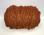 Reduced - Discontinued Color - Nutmeg Chunky Stitch Merino