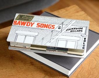 34 CD Wallet, CD/ DVD Holder Art Book Handmade from Upcycled Album Cover, Cd Case, Cd Album