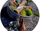 Cone incense // Protection + Healing // hand-rolled incense // Ritual // Ceremony // Meditation