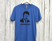Ron Swanson Shirt. Parks and Rec Shirt. Ron Swanson.