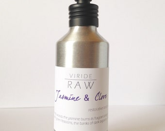 Jasmine and Clove-restorative body & massage oil/Aromatherapy/Natural skincare/Clove/Jasmine/Dry oil/Anti-aging skincare/Glowing skin-5oz