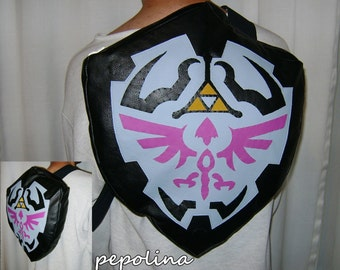 Dark Link Shield  (Legend of Zelda/Super Smash Bros.) Backpack