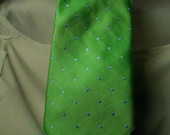 Hart Schaffner Marx Silk Tie