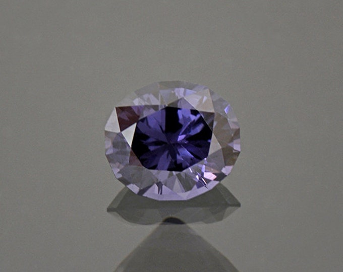 Fantastic Deep Purple Spinel Gemstone from Sri Lanka 1.84 cts