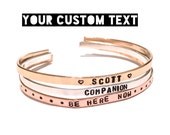 CUSTOM Cuff. Thin Cuff Bracelet.Yoga Jewelry. Dainty. Custom Bangle. Sterling Silver. Rose Gold. Gold Filled.