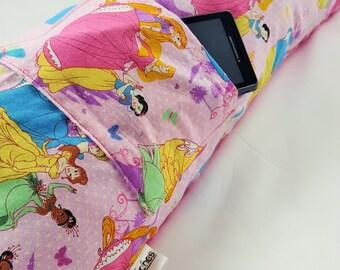 Princess - Seat Belt Pillow - Seatbelt Pillow - Kids Travel Pillow - Toddler Pillow - Car Seat Pillow - Carseat Pillow - Neck Support Pillow