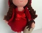 Muñeca de ganchillo, Caperucita Roja