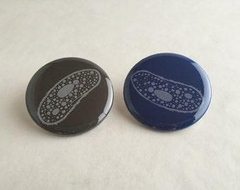 Paramecium Buttons