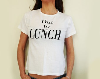 """Moschino Cheap and Chic """"Out to Lunch"""""""