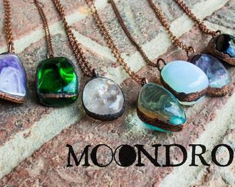 ABRACADABRA Moondrop Necklace