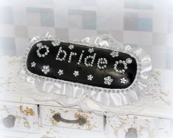 Intelligible Bride To Be Gifts  - Bridal Shower Gifts - Gifts For The Bride - Eyeglass Case - Bride Gift - Personalized Gifts