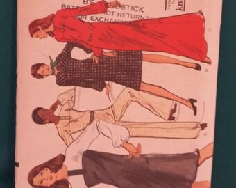 Vogue 8418 - Dress, Pants, Tunic
