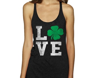Womens St Patricks Day Shirt. SP5