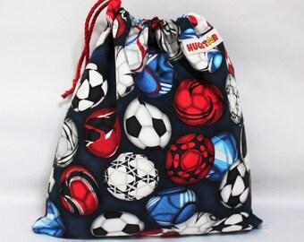 Boy's Football Wash Bag