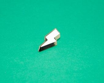 Thunder Enamel Pin