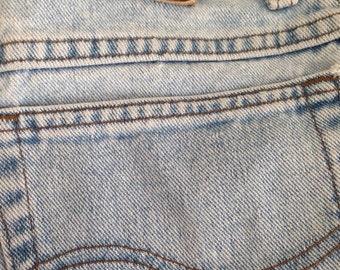 Vintage 90s Lee Jeans \\ High Waist Jeans \\ Highwaisted Jeans \\ High Waisted Jeans \\ Boho Jeans \\ Grunge Tapered Legs Mom Jeans 8 MED
