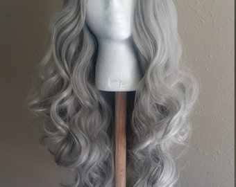 "New 28"" Lace Front Mermaid Wig"