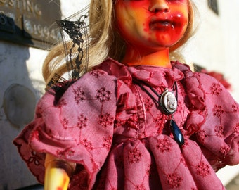 Shiva Enchanted Witch Doll (Horror Art)