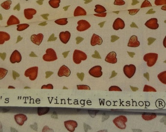 Moda's For the One I Love 100% Cotton Fabric Indygo Junction The Vintage Workshop