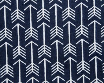 Personalized Baby Blanket or Lovey - Navy Arrow Blanket - Arrow Baby Blanket - Personalized Minky Baby Blanket - Baby Blanket With Name