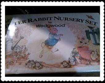Wedgwood baby China Peter Rabbit