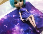 Galaxy tee for Pullip, Dal, Byul, Taeyang, Isul, Monster High, EAH