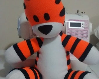 Hobbes from Calvin and Hobbs