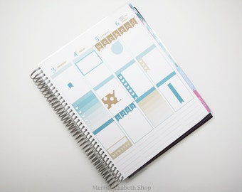 Planner Sampler Kit : November Vertical Planner Stickers 038046
