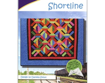 Pattern - Shortline by Cozy Quilt Designs (CQD01108) Quilt Pattern
