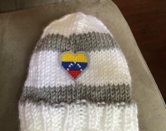 Flag Heart caps
