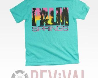 Vintage Palm Springs T Shirt ~ Size M-L