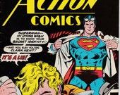 Action Comics #457 - March 1976 Issue - DC Comics - Grade VG