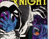 Moon Knight #12 October 1981 - Marvel Comics - Grade NM