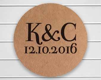 Save The Date Stickers, Choose your Size, Save the Date or Wedding Envelope Seals, Wedding Stickers (157)
