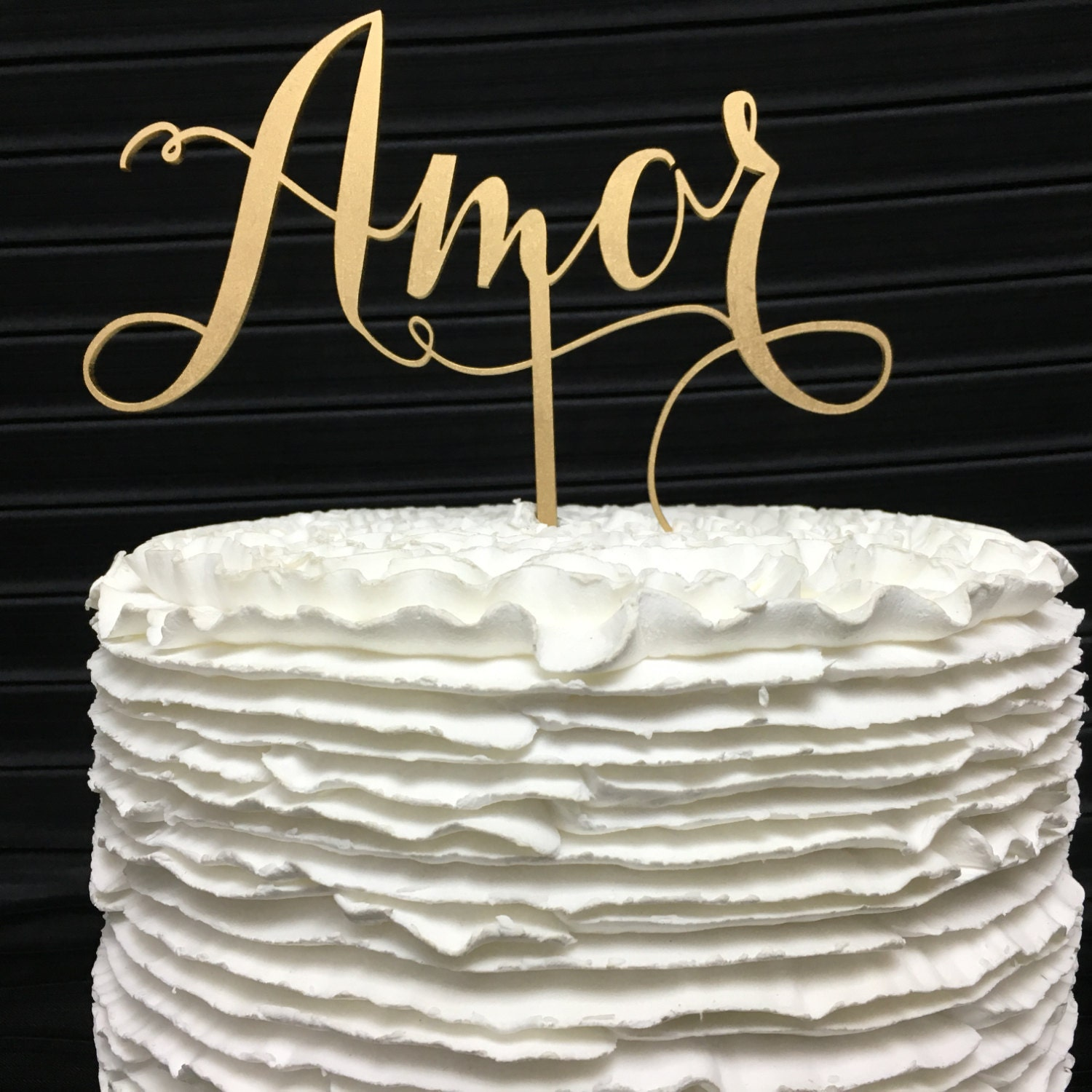 Amor cake topper wedding cake topper cake toppers for wedding amor cake topper wedding cake topper cake toppers for wedding gold cake topper rose gold cake topper silver cake topper wooden topper junglespirit Image collections